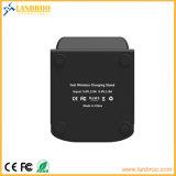 Поездки Smart тонкая беспроводная зарядное устройство для телефонов в черного и белого цветов факультативного