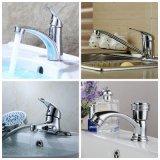 Jooka新しいデザイン浴室の滝の真鍮の洗面所の洗面器の台所の流しのミキサーの浴槽水シャワーのコック
