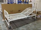 Krankenhaus-manuelles einfaches Bett (PM-1)