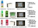 OEM e-Vloeistoffen van Fabriek Hangboo, Gemerkt Beschikbare Damp Ejuice