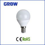 Lumière approuvée de globe de RoHS G45 LED de la CE mini (GR856)