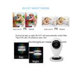 720p対面可聴周波夜間視界無線IPのカメラのWiFiのホームセキュリティーCCTVのカメラ小型HD P2pの屋内赤ん坊のモニタ