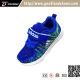 Новый стиль детей Sport Sneaker Pimps удобную обувь Flyknit 20307