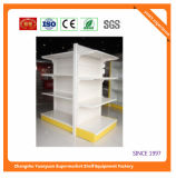Estante del supermercado del acero frío del metal para el almacén de alimento 08045