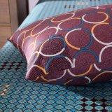 Des Blumendruck-Königin-und König-Size Cotton Printing Luxury Bettwäsche