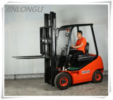研修会のUes中国の新型工場3ton電気相殺のトラック
