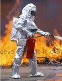 Pompier Costume Outfit aluminé feu ignifugé pour lutter contre les incendies