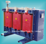 Transformateur de type sec de classe 6kk de 1030 kVA, transformateur haute tension