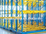 NOVA - Full Use di Storage Space Movable Pallet Racking