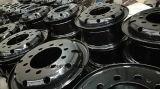 Промышленные стальной колесный диск (5.00F-10 6.50-10)