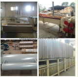 Cadena de producción superior caliente de la madera contrachapada del funcionamiento