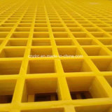 Высокая прочность FRP стеклопластиковых изделий из стекловолокна решетка для трап