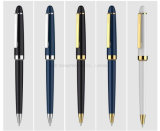 Type en plastique crayon lecteur de presse de crayon lecteur de bille d'écran tactile de crayon lecteur de fourniture de bureau de stylo bille d'affaires de crayon lecteur