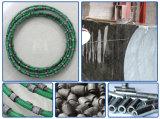 다이아몬드 철사를 판매해 철사 밧줄 제조자는 화강암 대리석을%s 보았다
