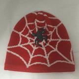 Нормальный дизайн вышивки теплой зимой трикотажные Red Hat