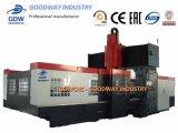 Máquina del centro de mecanización de la herramienta y del pórtico Gmc2315 de la fresadora de la perforación del CNC para el proceso del metal