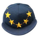 Gorra de béisbol de la manera con el pequeño pico suave SD17