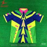 Износ рубашек тренировки баскетбола футбола футбола износа спортов молодости Healong