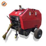 Runde Heu-Ballenpresse für heißen Verkauf, kann mit kleinerem und grösserem Traktor befestigt werden