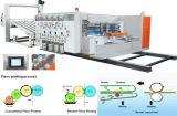 Slotter 자동적인 고속 인쇄공은 절단기 기계를 정지한다