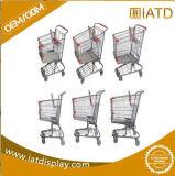 Kundenspezifisches Metalldraht-Kostenzähler-Bildschirmanzeige-Supermarkt-Einkaufen-Speicher-Fach