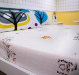 Lenzuola domestiche di lusso del cotone
