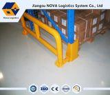 Orange Beam e Blue Frame Rack de paletes para serviço pesado