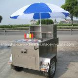 Towable Aanhangwagen van het Voedsel voor Verkoop, de Mobiele Vrachtwagen van het Voedsel jy-B3