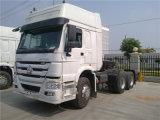 6X4 371HP Sinotruk HOWO Trailer Truck met Air Conditioner Hot Selling in Afrika