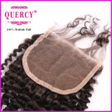 Haar-Schliessen, verworrenes lockiges, Nautral Farbe