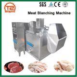 Boeuf, poulet, pieds et de blancheur de la viande la machine