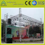 Alumínio Portable Performance Evento Array Line Speaker Stand Truss