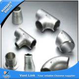 Redutores, T de aço, selas, encaixes de tubulação de aço transversais etc.