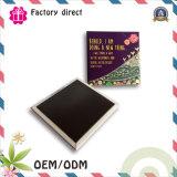 Promoción de la venta caliente imán de nevera de papel de estaño personalizado