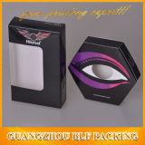 Zoll gedruckter Farben-Wimper-Papierkasten mit Kurbelgehäuse-Belüftung
