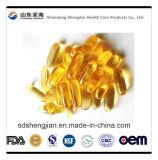 Capsule certificate GMP dell'olio di pesce Oomega-3 1000mg Softgel