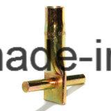 十字棒(構築)が付いているプレキャストコンクリートの固定の挿入ソケットのフェルール