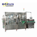 3 à 1 usine de mise en bouteilles liquide personnalisée de machine de remplissage de l'eau de seltz
