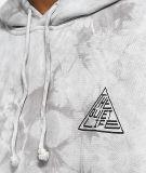Lavata Hoodies del lampo della piramide di vita calma