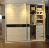 Ritz New Design Bedroom Furniture Sliding Door Wardrobe Closet