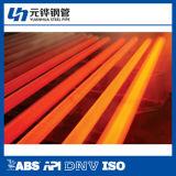 Tubo de acero inconsútil de GB/T 8162 para el propósito estructural