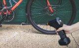 Mini pompa elettrica del compressore d'aria per la bicicletta del motociclo