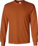 T-shirt lourd enregistré sur bande prérétréci de Knit de côte du collet des hommes personnalisés