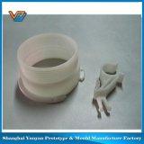 As peças do protótipo de impressão 3D