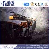 Plataforma de perforación barato enorme vendedora caliente de la rueda de la alta calidad de Hfg-21j