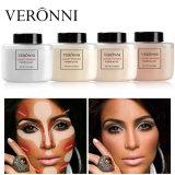Da composição cosmética nova da face de Veronni a pele impermeável afrouxa o pó