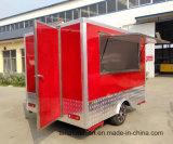 Schnellimbiss-Karren für Verkaufs-Straßen-Nahrungsmittelverkauf-Karre