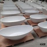 Nova chegada superfície sólida de acrílico banheiras de pedra de resina para o hotel (171030)