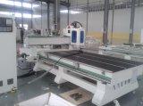 Хозяйственный линейный тип маршрутизатор CNC Atc подвергая механической обработке