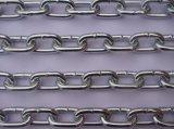 Chaîne à chaîne courte de crabot de chaîne de frottement de chaîne de tige de circuit de chaîne de tige DIN 5685A